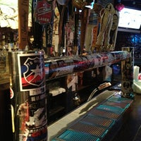Photo taken at Lucky 7 Tavern by Nicole V. on 12/29/2012