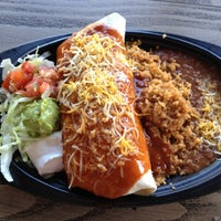 Photo taken at Cocina Cucamonga Mexican Grill by Stephanie M. on 10/24/2012