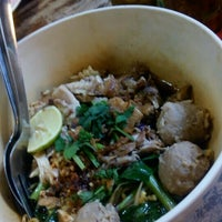 Photo taken at Restoran Bismi Tomyam Seafood by Alina F. on 4/19/2016