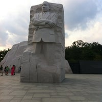 Photo taken at Martin Luther King, Jr. Memorial by Aundra C. on 9/8/2013