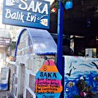 Foto diambil di Saka Balık Evi oleh Sinem K. pada 7/5/2015