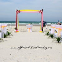 Photo taken at Affordable Beach Wedding LLC by Affordable Beach Wedding LLC on 9/22/2014