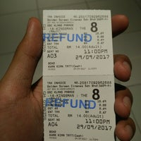 Photo taken at Golden Screen Cinemas (GSC) by Zarif Z. on 9/29/2017