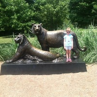Photo taken at Tulsa Zoo by Brian D. on 7/4/2013