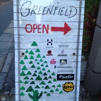 Photo taken at Green Field by Taiki M. on 7/16/2013