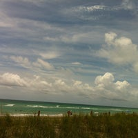 Photo taken at Keating Beach by Joanna C. on 7/20/2013