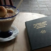 Photo taken at Cafe Zapopan by Fray Julio Alberto M. on 6/6/2014