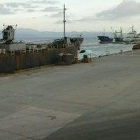 Photo taken at Fish Port Gensan by Marz B. on 10/17/2012