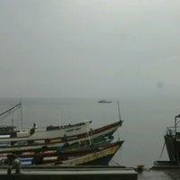 Photo taken at Fish Port Gensan by Marz B. on 9/24/2012