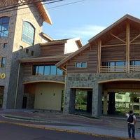Photo taken at Hotel Dreams de La Patagonia by Michael S. on 3/29/2013