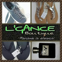 Photo taken at L'gance Boutique by Geovanny F. on 8/10/2014