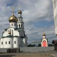 Photo taken at воскресенский кафедральный собор г. Кызыла by Liliya D. on 7/25/2016