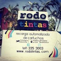 Photo taken at Rodotintas by Sebastian R. on 3/12/2013