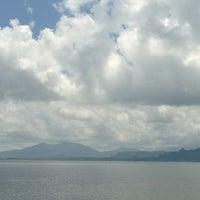 Photo taken at Danau Tondano by Adrian A. on 2/5/2013