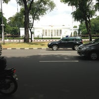 Photo taken at Negara Palace by Adrian A. on 12/21/2012