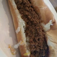 Photo taken at Joey's Hot Dogs by david l. on 8/18/2014