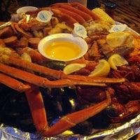 Foto tirada no(a) The Crab Shack por david l. em 1/10/2013