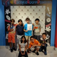 Photo taken at Escape Room Panama by Jorge C. on 4/8/2017