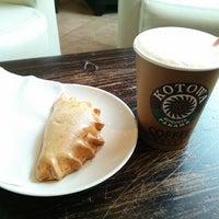 Photo taken at Kotowa Coffee House by Jorge C. on 1/19/2013