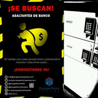 Photo taken at Escape Room Panama by Jorge C. on 8/14/2016