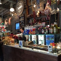 Photo taken at Cappone's Salumeria by Mike S. on 12/6/2014