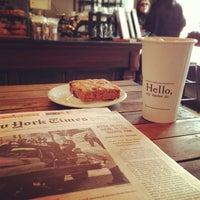 Снимок сделан в Birch Coffee пользователем Mike S. 3/17/2013