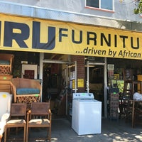 Photo taken at Uhuru Furniture & Collectibles by Miguel C. on 9/23/2016