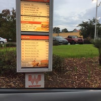 Photo taken at Whataburger by Shahn-Ryan S. on 11/30/2016