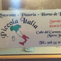 Photo taken at Restaurante Picola Italia by Max A. on 7/29/2015