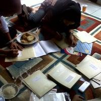Photo taken at Komplek Kejaksaan Agung RI by ummi k. on 1/21/2014