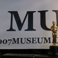 Photo taken at james bond museum by Gunnar S. on 3/14/2015