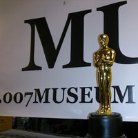 Photo taken at james bond museum by Gunnar S. on 2/23/2015