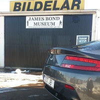 Photo taken at james bond museum by Gunnar S. on 2/9/2015