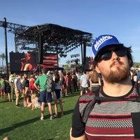 Photo taken at Coachella Main Stage by Nicola S. on 4/11/2015