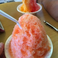 Photo taken at Ailana Shave Ice by Nicola S. on 9/11/2015