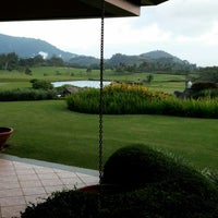 Photo taken at Ayala Greenfield Clubhouse by Anna d. on 12/28/2013