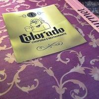 Photo taken at Choperia Colorado by Juliana O. on 11/21/2012