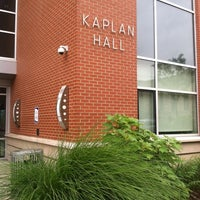 Photo taken at Kaplan Hall OCCC by Mike I. on 8/13/2014