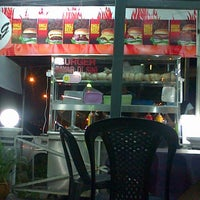 Photo taken at O.M.G Burger Bakar by Fatin D. on 4/10/2013