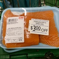 Photo taken at ACME Markets by Alicia S. on 8/24/2014
