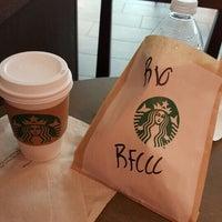 Photo taken at Starbucks @ USA by Mohamed R. on 2/24/2016