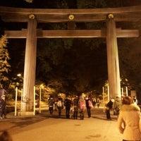 Photo prise au Meiji Jingu Shrine par kang Ho H. le12/31/2012