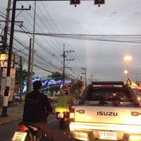 Photo taken at แยกสะเดียง (Sa Teang Intersection) by Bow M. on 1/11/2015