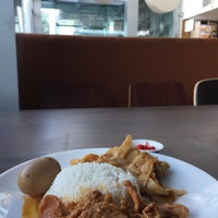 Photo taken at Sodexo Cafeteria by Bow M. on 4/12/2017