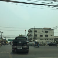 Photo taken at แยกสะเดียง (Sa Teang Intersection) by Bow M. on 4/11/2016