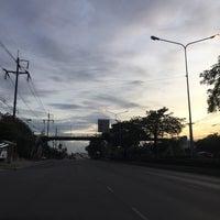 Photo taken at Ramkhamhaeng-Suwinthawong Junction by Bow M. on 5/21/2016