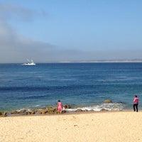 Photo taken at Breakwater Beach by Luva C. on 6/1/2014