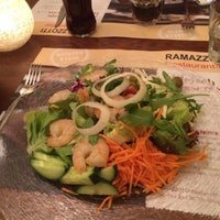 Photo taken at Restaurant Ramazzotti by Евгений С. on 4/30/2014