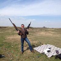 Photo taken at стрельбище by Андрей У. on 5/10/2014