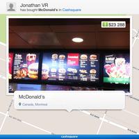 Photo taken at McDonald's by Jonathan V. on 4/28/2014